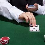 Handen die je altijd moet passen tijdens spelen van blackjack