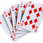 Meer kans op winst met poker of blackjack?
