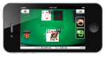 Blackjack spelen op je mobiel voor geld
