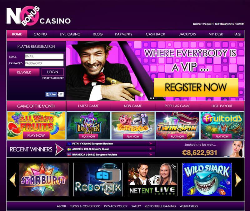 Casino results from 07 best blogspot.com casino online site