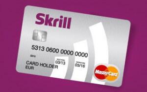 Geld betalen en uitbetalen met Skrill