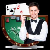 Studie tot blackjackdealer in Verenigde Staten voor 25 dollar