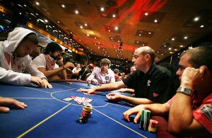 Kaarten tellen in het Holland Casino