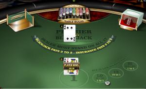 Microgaming blackjack opties en waar te spelen