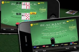 iPhone Blackjack