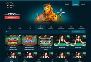 Voor het eerst blackjack spelen bij Casinoland