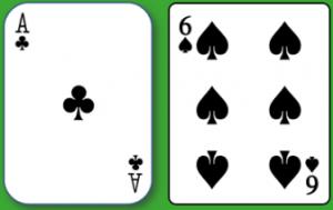 Wat betekent de soft 17 regel bij het spelen van blackjack?