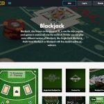 De beste blackjack casino's in 2018