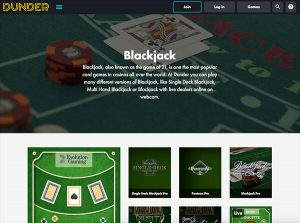 De beste blackjack casino's in 2018