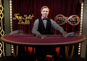 Evolution Gaming introduceert live blackjack met free bets